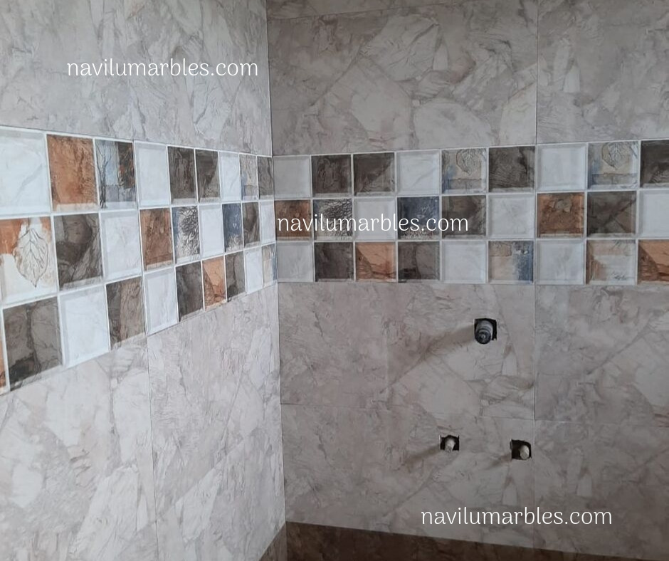 Nitco Bathroom Tiles- Site Pics