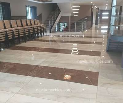 Marriage Hall Flooring- Site Pics
