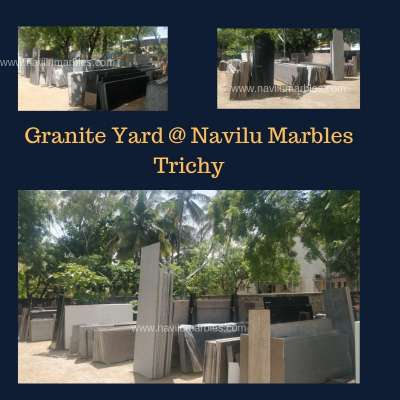 Granite Stock Yard @Trichy